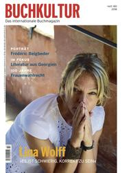 Magazin Buchkultur 180 - Das internationale Buchmagazin