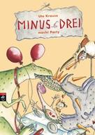 Ute Krause: Minus Drei macht Party ★★★★★