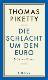 Die Schlacht um den Euro - Interventionen