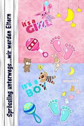 Sprössling unterwegs...wir werden Eltern - Alles rund um Schwangerschaft, Geburt und Babyschlaf! (Schwangerschafts-Ratgeber)