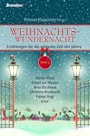 Thomas Klappstein (Hrsg.): Weihnachtswundernacht 4 ★★★★