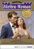 Katja von Seeberg: Fürsten-Roman 2590 - Adelsroman