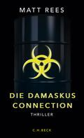 Matt Beynon Rees: Die Damaskus-Connection ★★★★