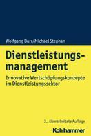 Wolfgang Burr: Dienstleistungsmanagement