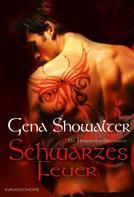Gena Showalter: Schwarzes Feuer ★★★★