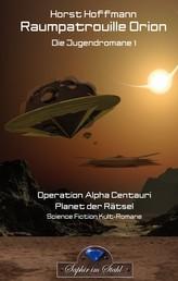 Raumpatrouille Orion - Die Jugendabenteuer 1