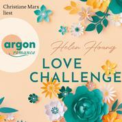 Love Challenge - KISS, LOVE & HEART-Trilogie, Band 2 (Gekürzte Lesung)