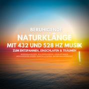 Beruhigende Naturklänge mit 432 und 528 Hz Musik zum Entspannen, Einschlafen und Träumen - Meeresrauschen, Waldgeräusche, Vogelstimmen, beruhigender Regen, Einschlafmusik, Entspannungsmusik