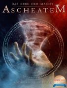 Andreas Suchanek: Das Erbe der Macht - Band 10: Ascheatem (Urban Fantasy) ★★★★★