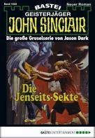 Jason Dark: John Sinclair - Folge 1222