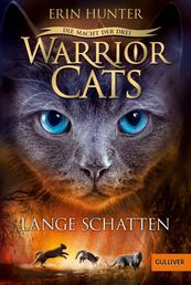 Warrior Cats - Die Macht der drei. Lange Schatten - III, Band 5