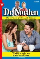 Patricia Vandenberg: Dr. Norden 629 – Arztroman ★★★