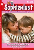Elisabeth Swoboda: Sophienlust 265 – Familienroman ★★★★★