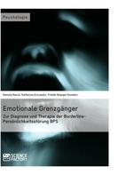 Daniel Josef Holbe: Emotionale Grenzgänger. Zur Diagnose und Therapie der Borderline-Persönlichkeitsstörung BPS ★★★