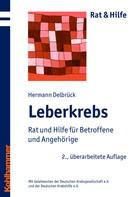 Hermann Delbrück: Leberkrebs