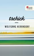 Wolfgang Herrndorf: Tschick ★★★★