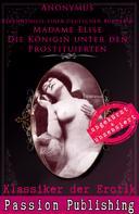 Anonymus: Klassiker der Erotik Nr. 72: Madame Elise Die Königin unter den Prostituierten ★★★