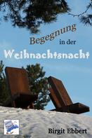 Birgit Ebbert: Begegnung in der Weihnachtsnacht