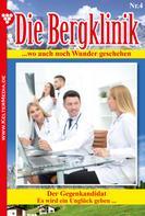 Hans-Peter Lehnert: Die Bergklinik 4 – Arztroman ★★★★