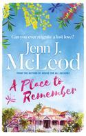 Jenn J. McLeod: A Place to Remember