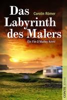Carolin Römer: Das Labyrinth des Malers ★★★★