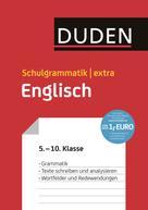 Elisabeth Schmitz-Wentsch: Duden Schulgrammatik extra - Englisch ★★★