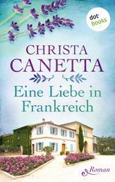 Eine Liebe in Frankreich - Roman