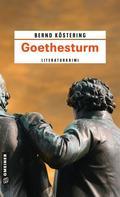 Bernd Köstering: Goethesturm ★★★★