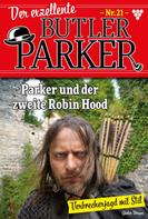 Günter Dönges: Der exzellente Butler Parker 21 – Kriminalroman ★★★★