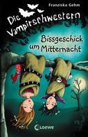 Franziska Gehm: Die Vampirschwestern 8 - Bissgeschick um Mitternacht ★★★★★