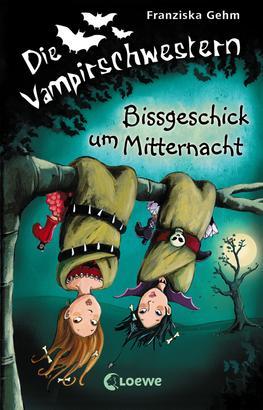 Die Vampirschwestern (Band 8) – Bissgeschick um Mitternacht
