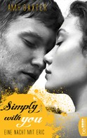 Amy Baxter: Simply with you - Eine Nacht mit Eric ★★★★