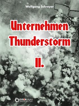Unternehmen Thunderstorm, Band 2