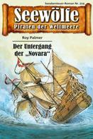 Roy Palmer: Seewölfe - Piraten der Weltmeere 224 ★★★★