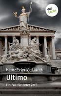 Hans-Peter Vertacnik: Ultimo: Ein Fall für Peter Zoff - Band 2 ★★★★★