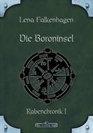 Lena Falkenhagen: DSA 27: Die Boroninsel ★★★★
