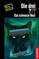Hendrik Buchna: Die drei ??? Das schwarze Nest (drei Fragezeichen) ★★★★★