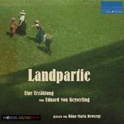Landpartie - Eine Erzählung von Eduard von Keyserling