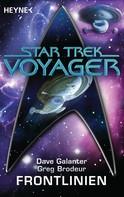 Dave Galanter: Star Trek - Voyager: Frontlinien ★★★★★