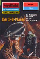 Horst Hoffmann: Perry Rhodan 2117: Der 5-D-Planet ★★★★★