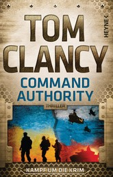 Command Authority - Thriller