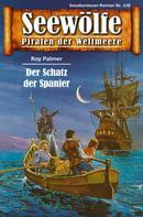 Roy Palmer: Seewölfe - Piraten der Weltmeere 278 ★★★★