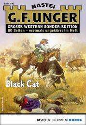 G. F. Unger Sonder-Edition 190 - Western - Black Cat