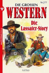 Die großen Western 277 - Die Lassater-Story