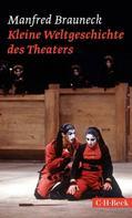 Manfred Brauneck: Kleine Weltgeschichte des Theaters