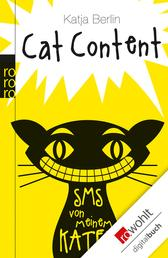 Cat Content - SMS von meinem Kater