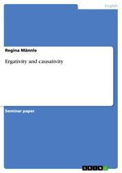 Ergativity and causativity