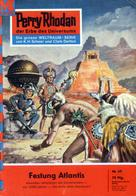 K.H. Scheer: Perry Rhodan 60: Festung Atlantis ★★★★★