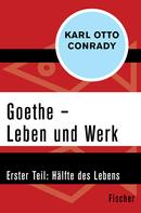 Karl Otto Conrady: Goethe – Leben und Werk