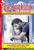 Hans-Peter Lehnert: Die Bergklinik 16 – Arztroman